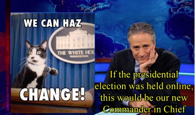 Jon Stewart hits yet another bullseye