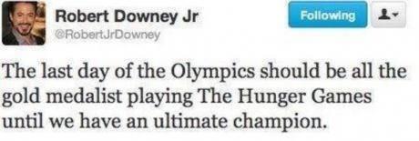 Ladies and Gentlemen, Robert Downey Jr.