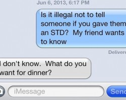 STD Text Prank — 13