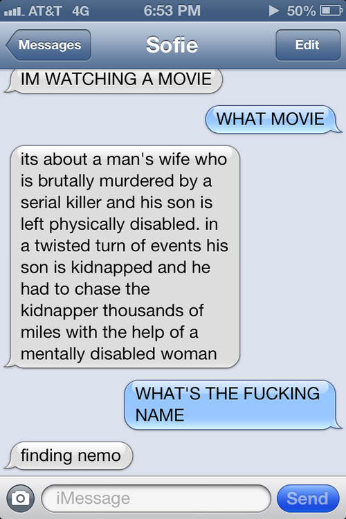 That's One Interesting Movie