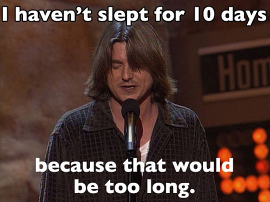 The Legendary Mitch Hedberg…