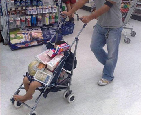 Most Shocking Parenting Fails — 29