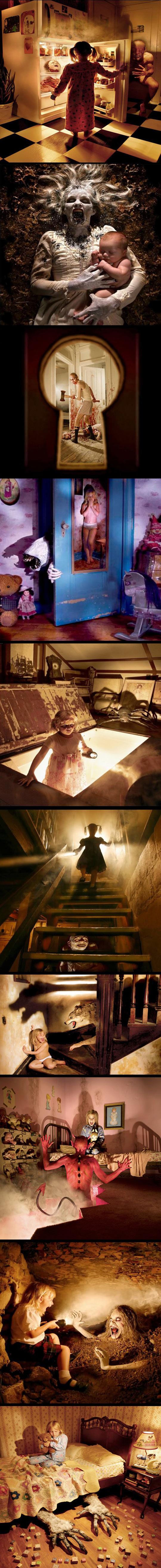 children-worst-nightmares-horror-kitchen