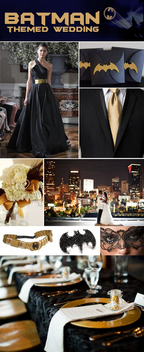 cool-Batman-themed-wedding