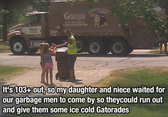cool-daughter-niece-hot-garbage-men-Gatorades