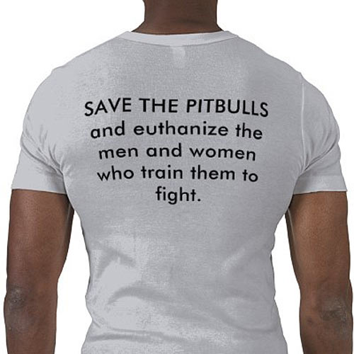 Save the Pitbulls…