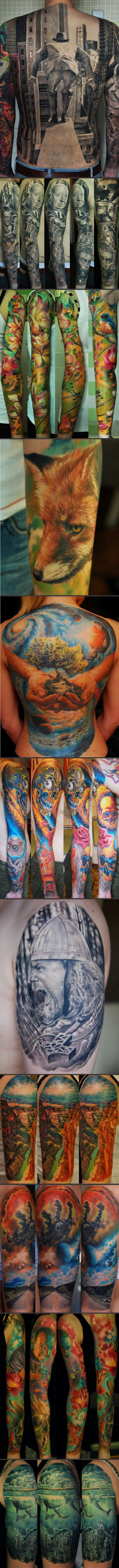 cool-tattoo-compilation-great-designs