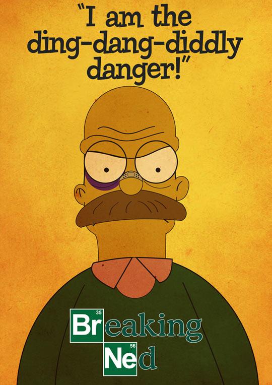 Breaking Flanders…