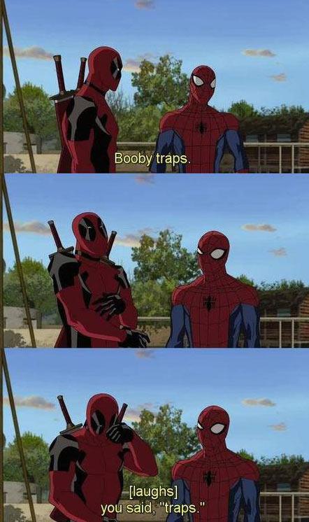 Deadpool…