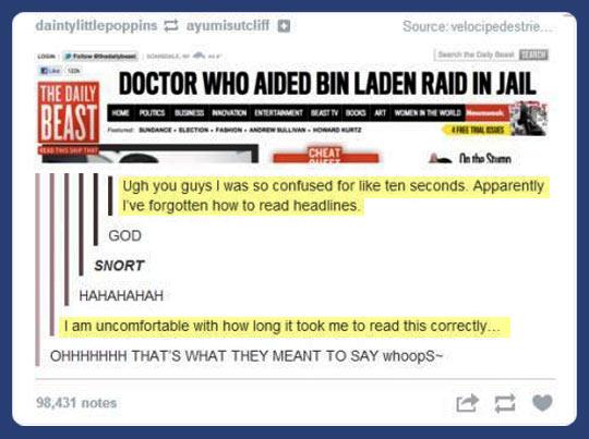 funny-Doctor-Who-headline-Bin-Laden-confusion