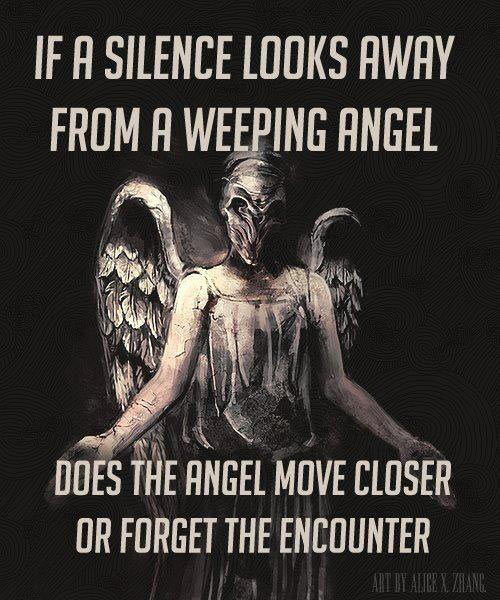 funny-Doctor-Who-weeping-angel-silence