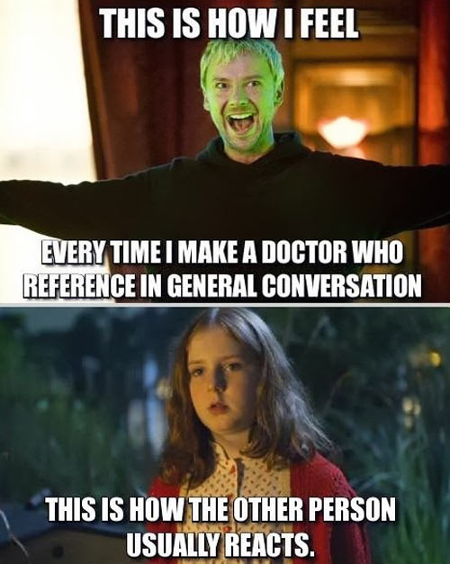 Every time I make a reference…