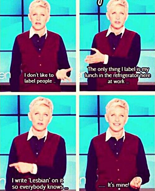 funny-Ellen-Degeneres-label-food