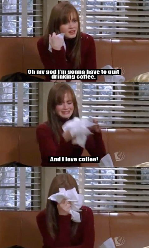 funny-Gilmore-Girls-coffee-crying