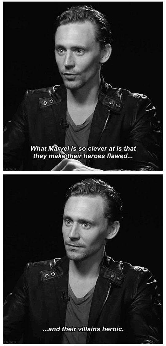 Marvel villains…