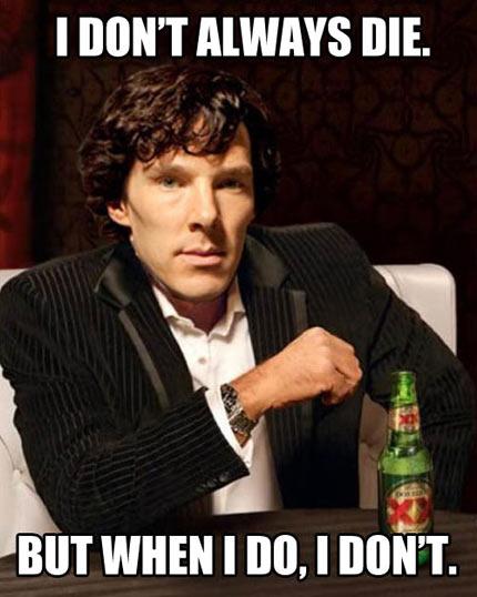 The Sherlock Way…