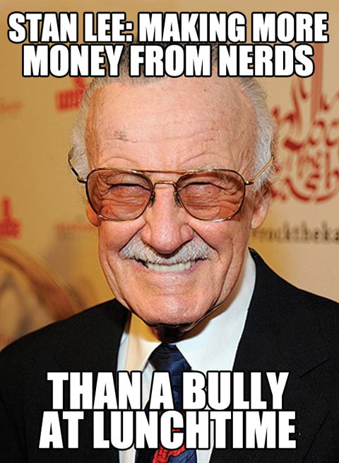 funny-Stan-Lee-quote-money