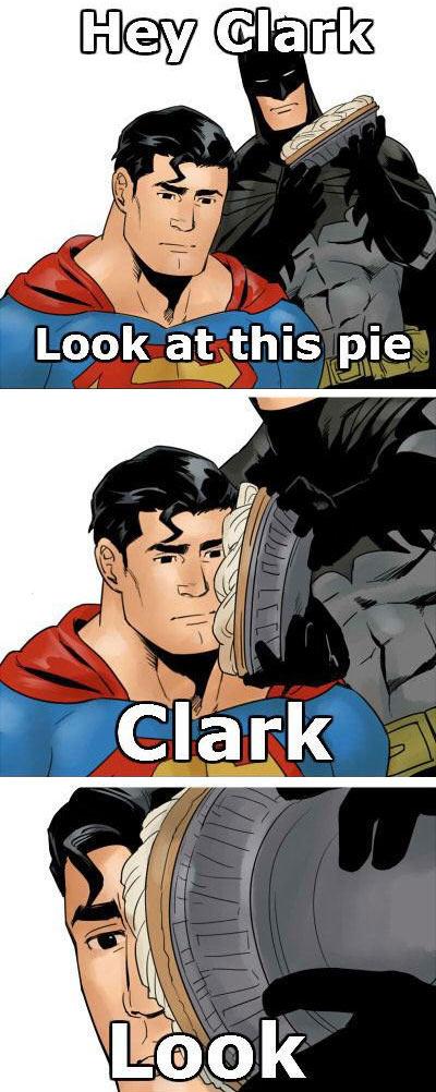 funny-Superman-Batman-pie-face