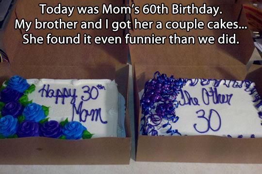 Funny Mom Birthday Gifts