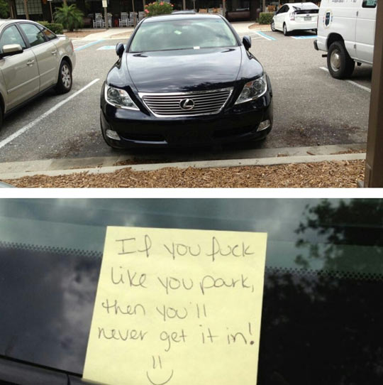 funny-car-bad-parking-note-comparison