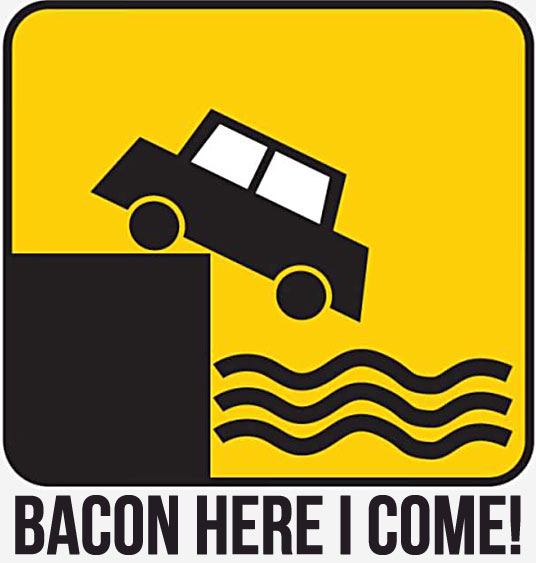 funny-car-sign-bacon