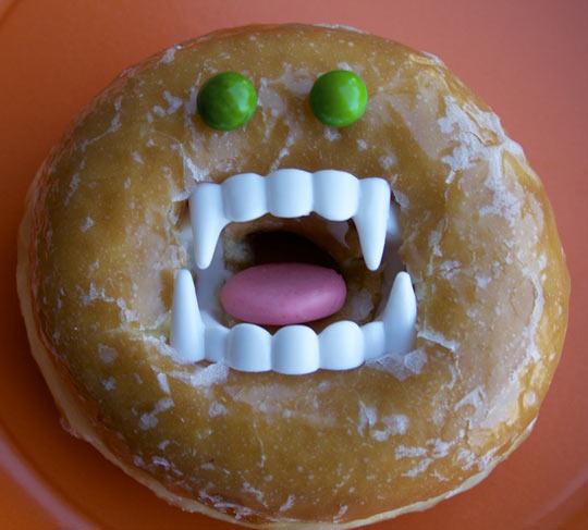 Donut Vampire…