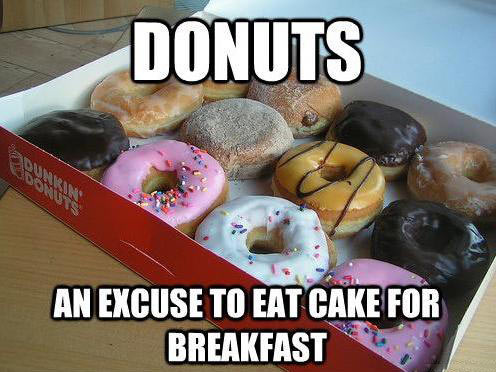 Donuts…