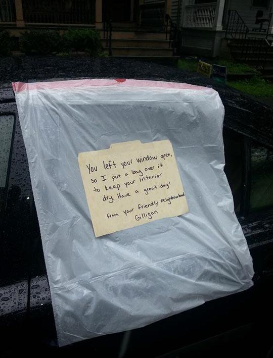 funny-good-neighbor-car-help
