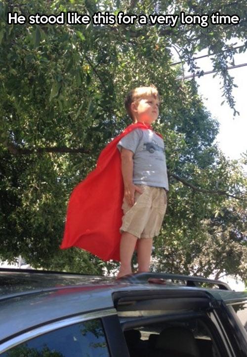The hero we all need…