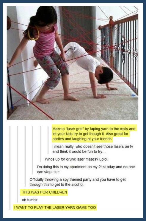 An amazing idea…