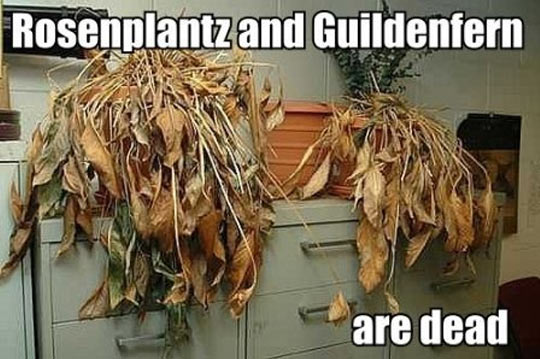 Rosenplantz and Guildenfern…