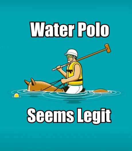 Water Polo…