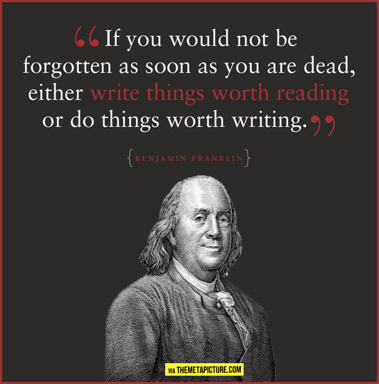 cool-Benjamin-Franklin-quote-writing