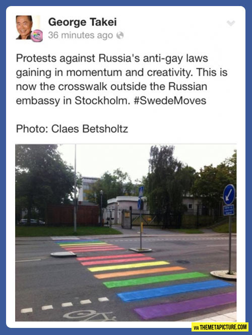 cool-Russia-gay-laws-protest-crosswalk