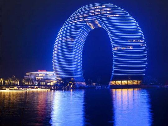 cool-Sheraton-hotel-China