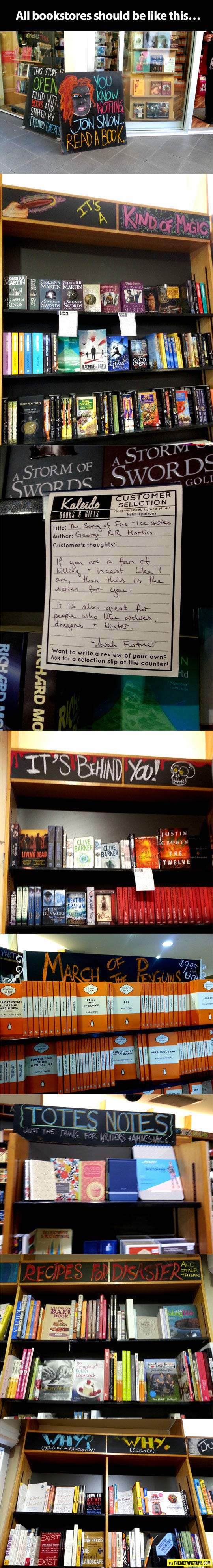 cool-bookstore-signs-notes-reviews