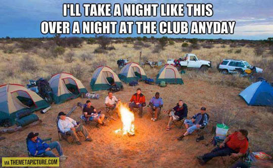 cool-camping-tent-fire-friends