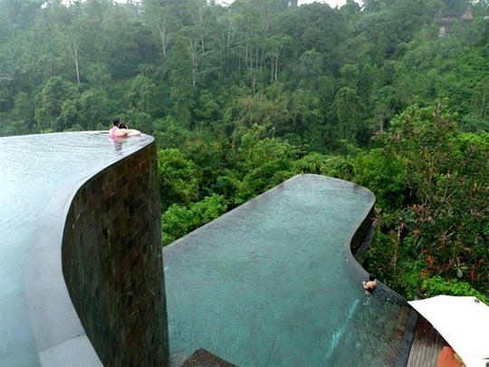 cool-hotel-pool-Bali-Ubud-Hanging-Gardens