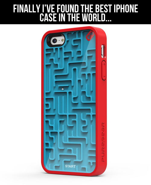 Best iPhone case ever…