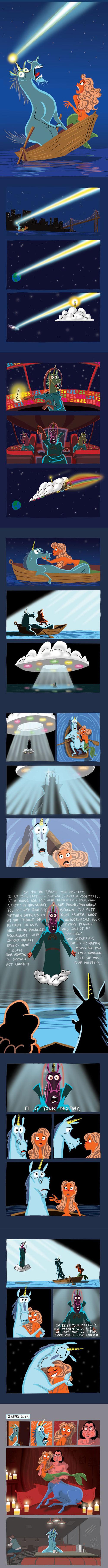 cool-lonely-unicorn-mermaid-comic