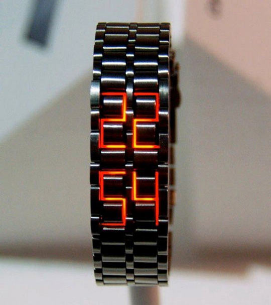 The Faceless Watch…