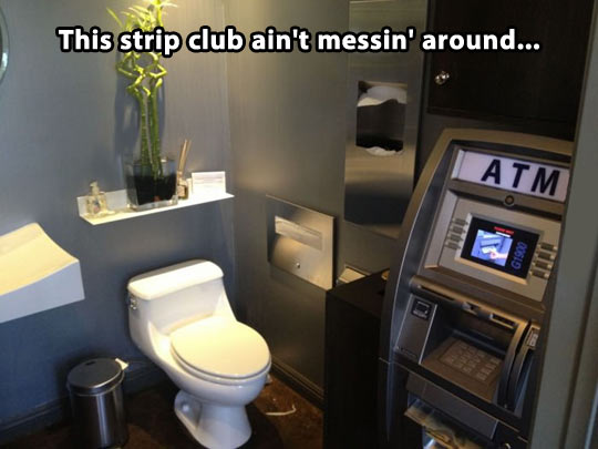 This club doesn't mess around…
