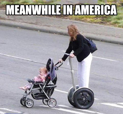 funny-America-baby-carriage-lazy