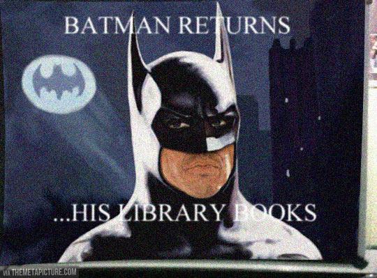 Batman Returns…