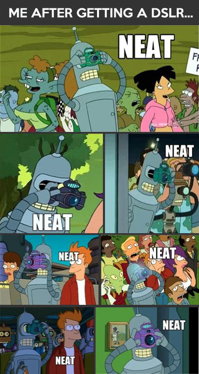 funny-Bender-Futurama-taking-pictures