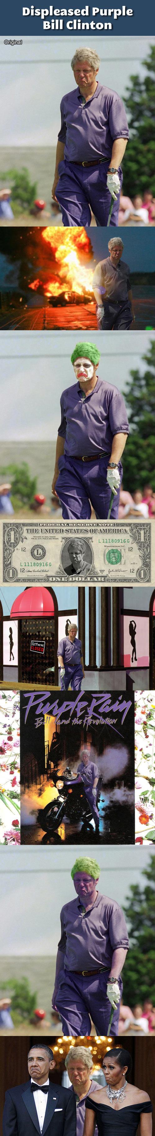 funny-Bill-Clinton-Photoshop-purple