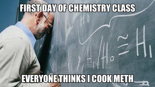 The effect of Breaking Bad on college…