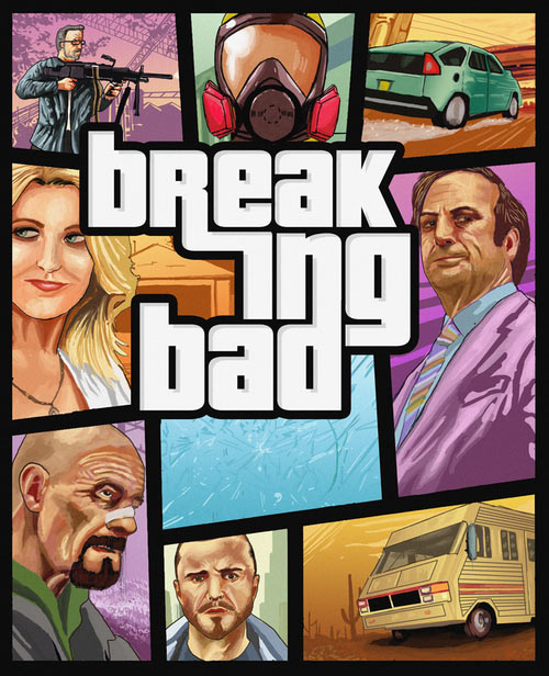 funny-Breaking-Bad-poster-Grand-Theft-Auto