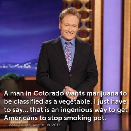 Good old Conan…