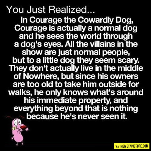 Meaning of coward